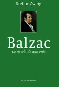 Libro BALZAC: LA NOVELA DE UNA VIDA