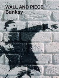 Libro BANKSY: WALL AND PIECE