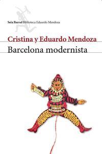 Libro BARCELONA MODERNISTA