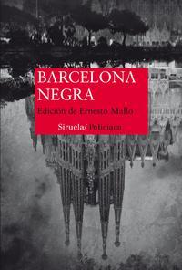 Libro BARCELONA NEGRA