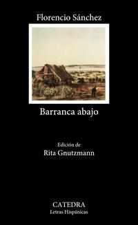 Libro BARRANCA ABAJO