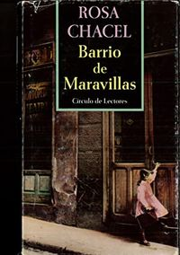 Libro BARRIO DE MARAVILLAS