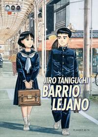 Libro BARRIO LEJANO