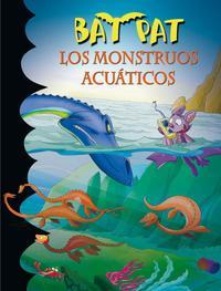 Libro BAT PAT 13: LOS MONSTRUOS ACUATICOS