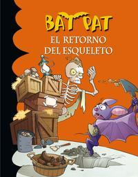 Libro BAT PAT 18: EL RETORNO DEL ESQUELETO