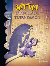 Libro BAT PAT 3: LA ABUELA DE TUTANKAMON
