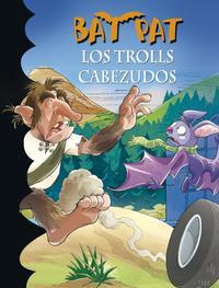 Libro BAT PAT 9: LOS TROLLS CABEZUDOS