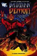 Libro BATMAN / DEMON