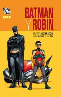 Libro BATMAN Y ROBIN