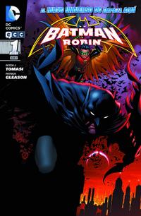 Libro BATMAN Y ROBIN Nº 01