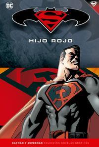 Libro BATMAN Y SUPERMAN - COLECCION NOVELAS GRAFICAS: SUPERMAN: HIJO ROJO