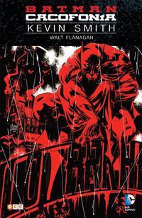 Libro BATMAN: CACOFONÍA