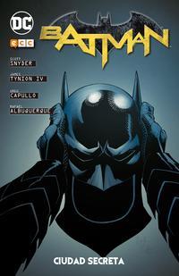 Libro BATMAN: CIUDAD SECRETA