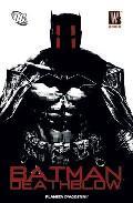 Libro BATMAN: DEATHBLOW