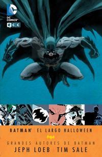 Libro BATMAN: EL LARGO HALLOWEEN