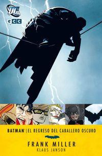 Libro BATMAN: EL REGRESO DEL CABALLERO OSCURO