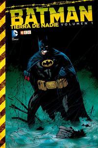 Libro BATMAN: TIERRA DE NADIE VOL. 1