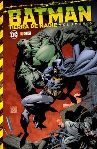 Libro BATMAN: TIERRA DE NADIE VOL. 3