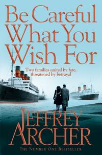 Libro BE CAREFUL WHAT YOU WISH FOR