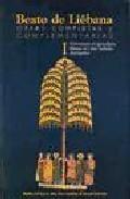 Libro BEATO DE LIEBANA: OBRAS COMPLETAS Y COMPLEMENTARIAS: COME NTARIO AL APOCALIPSIS HIMNO O DEI VERBUM APOLOGETICO