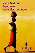 Libro BEETHOVEN TENIA ALGO DE NEGRO