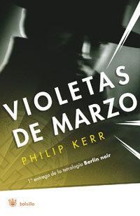 Libro BERLIN NOIR: VIOLETAS DE MARZO