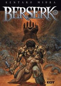 Libro BERSERK Nº 13