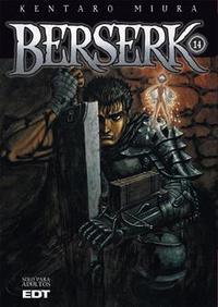 Libro BERSERK Nº 14