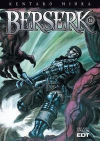 Libro BERSERK Nº 16
