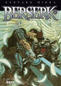Libro BERSERK Nº 18
