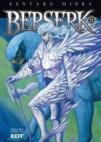 Libro BERSERK Nº 21