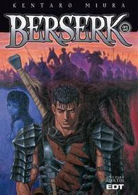 Libro BERSERK Nº 23