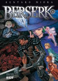 Libro BERSERK Nº 25