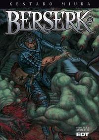 Libro BERSERK Nº 35