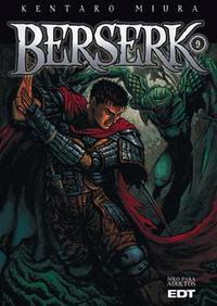 Libro BERSERK Nº 9