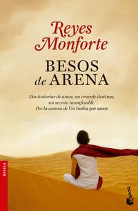 Libro BESOS DE ARENA