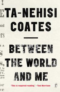 Libro BETWEEN THE WORLD AND ME