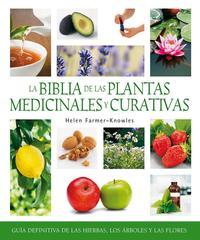 Libro BIBLIA DE LAS PLANTAS MEDICINALES Y CURATIVAS