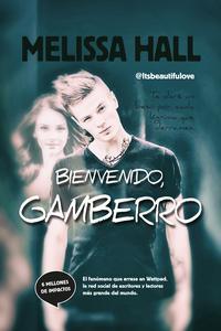 Libro BIENVENIDO, GAMBERRO