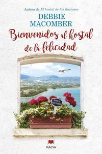 Libro BIENVENIDOS AL HOSTAL DE LA FELICIDAD