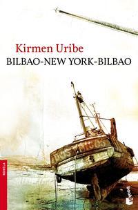 Libro BILBAO-NEW YORK-BILBAO