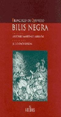 Libro BILIS NEGRA