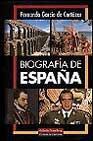 Libro BIOGRAFIA DE ESPAÑA