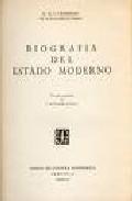 Libro BIOGRAFIA DEL ESTADO MODERNO