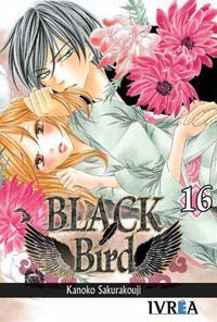 Libro BLACK BIRD 16