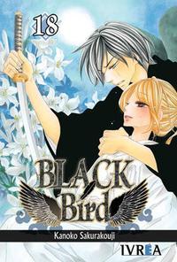Libro BLACK BIRD 18