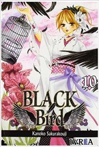 Libro BLACK BIRD Nº 10
