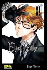 Libro BLACK BUTLER 12