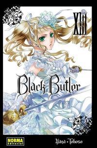 Libro BLACK BUTLER 13