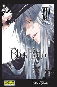 Libro BLACK BUTLER 14